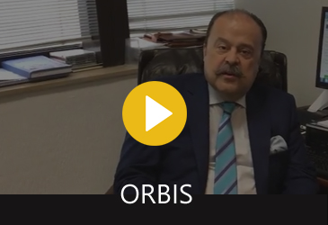 ORBIS vídeo-play