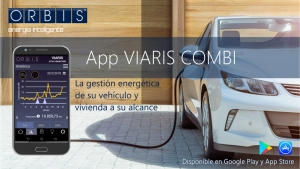 App VIARIS COMBI de ORBIS, ya disponible en Google Play y App Store
